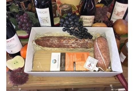 Pacco Degustazione € 20,00 100% made in Muccia