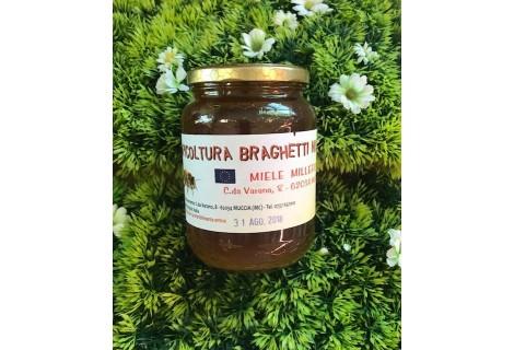 Miele mille fiori Braghetti kg 0,500 (Muccia)