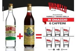 OFFERTA Varnelli (1lt) + Amaro Sibilla (1lt) € 47,00 iva inclusa